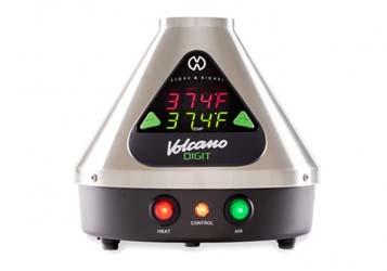 Volcano Digit Hot Air Vaporizer
